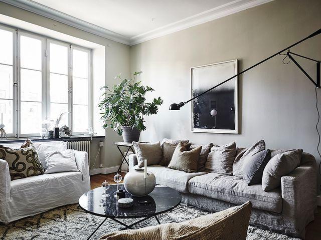 a lovely modern scandinavian space (daily dream decor) | dekor ... - Traum Wohnzimmer Modern