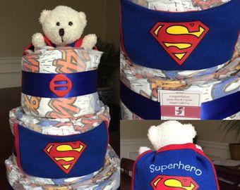 superman baby shower – Etsy