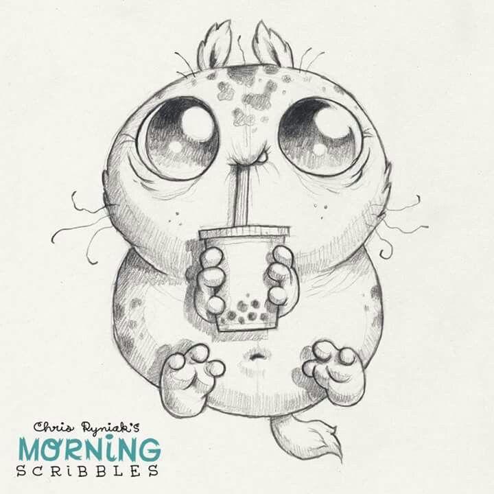 Pin By Mandee Edmonds On Boogy Monster Pinterest Drawings Cute