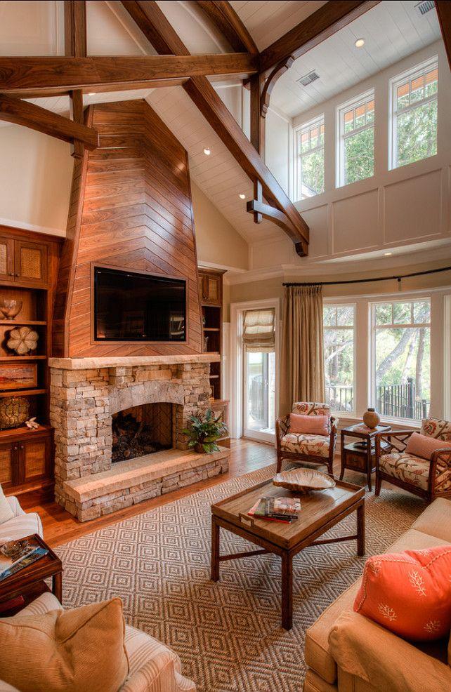 Interior Design Fireplace Living Room: Living Room. Inspiring Living Room Design. #LivingRoom