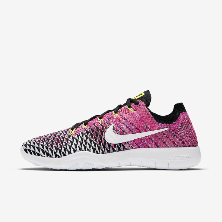 I am digging this color combination! Nike Free TR Flyknit 2 Women's  Training Shoe. With plush fabric and an innovative midfoot design, the Nike  Free TR ...