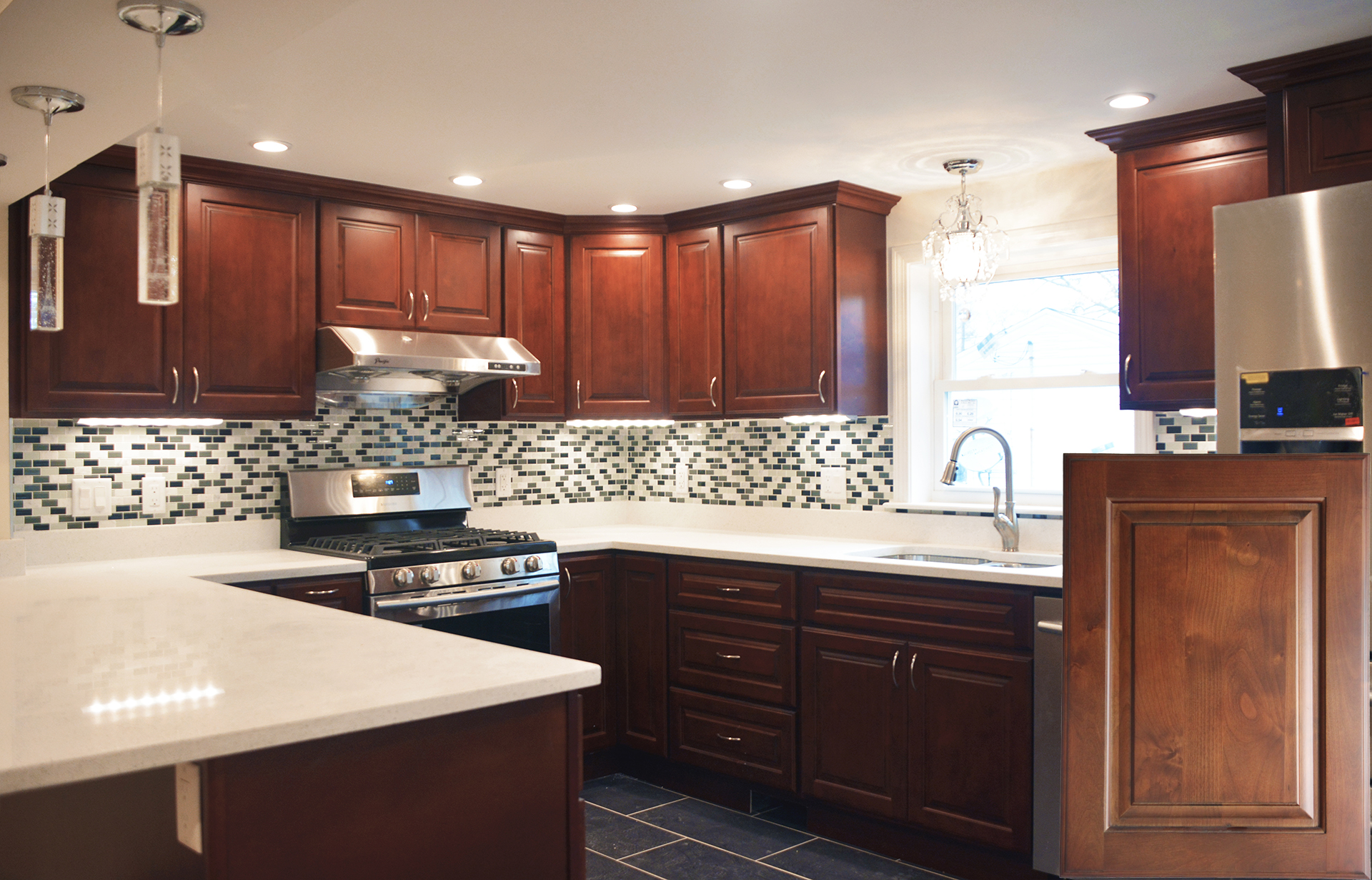 Our all-wood KOB Stock Cabinets | Quality kitchen cabinets ...