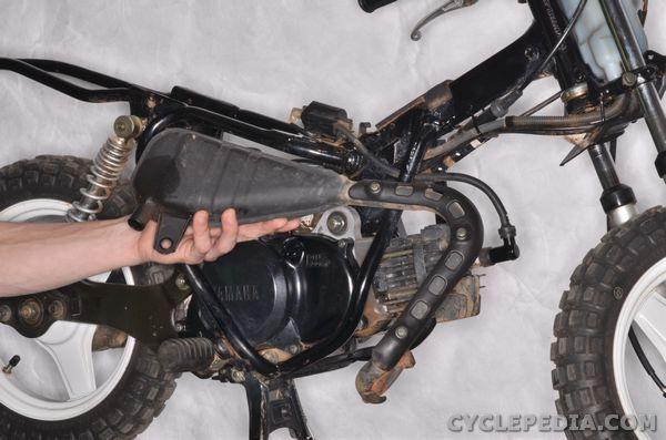Yamaha  Route  Clutch Repair