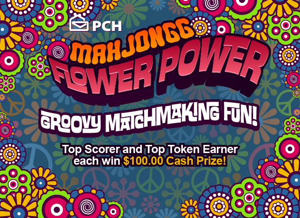 Play Mahjongg Flower Power online for free at PCHgames