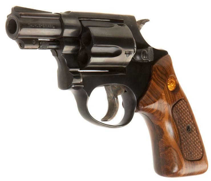 38 revolver   Deactivated Taurus  38 Special Snub Nose Revolver