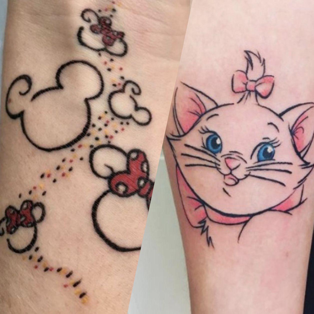 60 id es de tatouages disney pour retomber en enfance. Black Bedroom Furniture Sets. Home Design Ideas