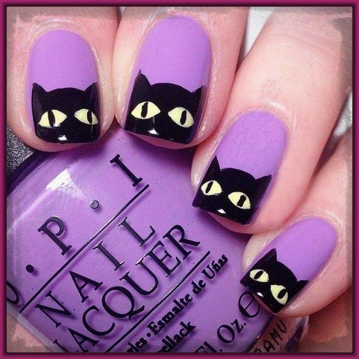 Resultado de imagen para diseños de uñas cortas facil | uñas ...