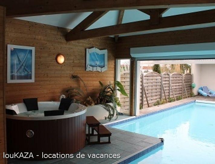 Au bord du bassin d\u0027Arcachon, notre maison contemporaine et - residence vacances arcachon avec piscine