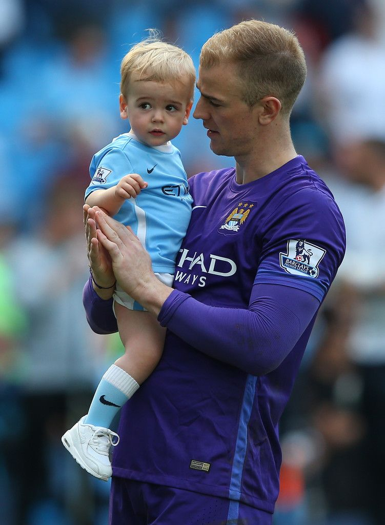Picture of Joe Hart Son, called Harlow