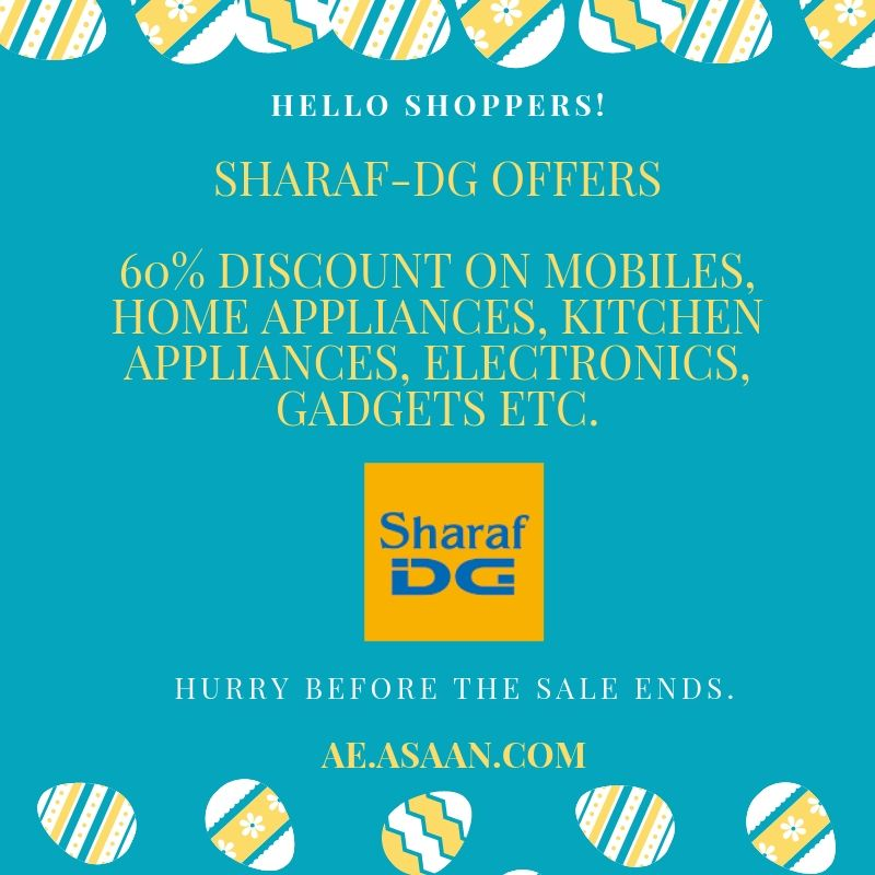 60% off | Sharaf-DG UAE Coupon Code | Coupon deals, Coupon codes