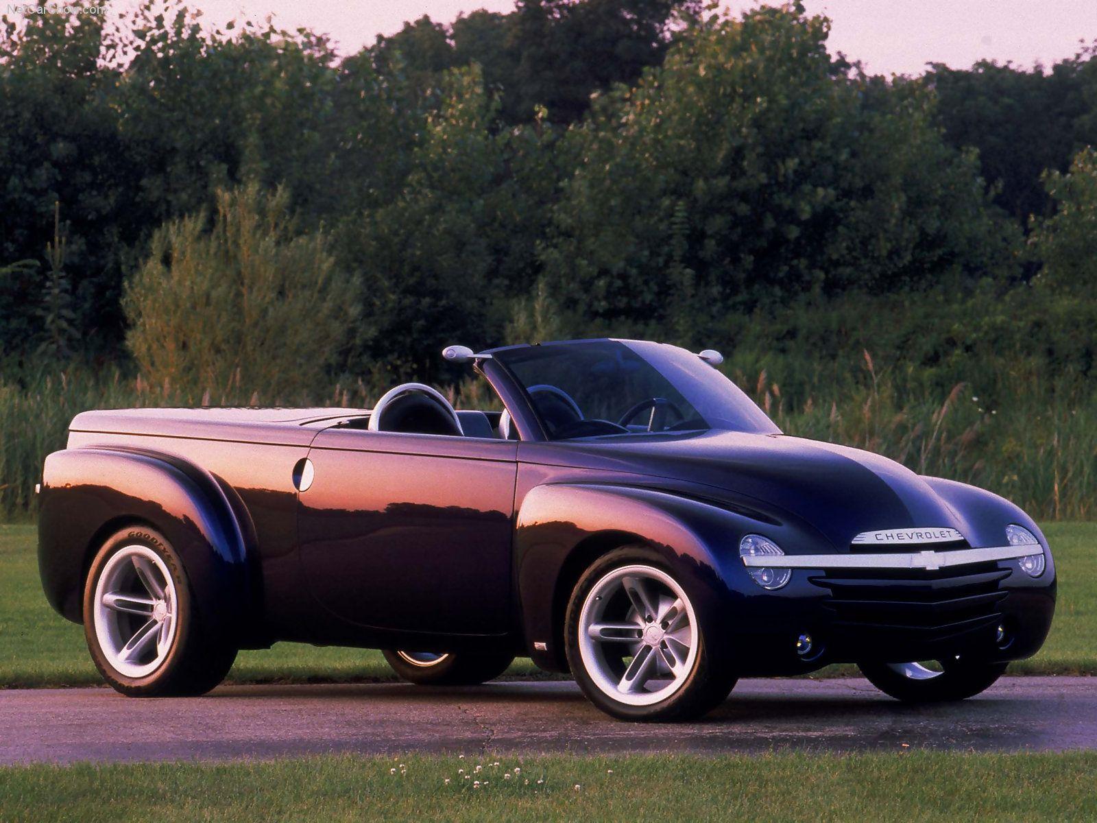 2006 Chevrolet Ssr Chevrolet Ssr Chevy Ssr Chevrolet