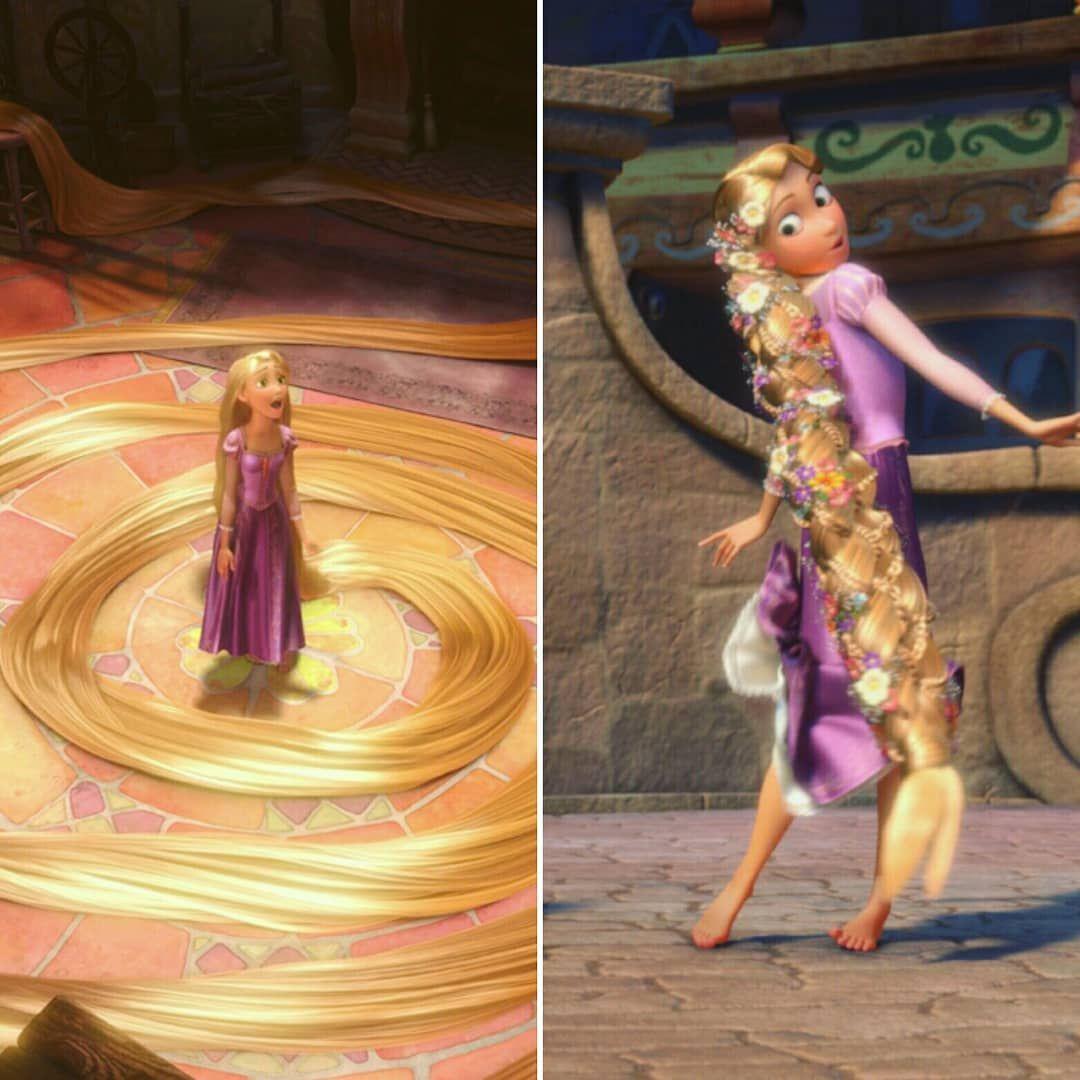 Princess Rapunzel On Instagram How Do You Prefer Rapunzel S Hair Braid Or Loose Rapunzel Igdisney Rapunzel Hair Rapunzel Braid Disney Hair