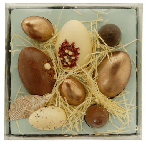 Marks and spencers nest of easter eggs awesome gifts pinterest marks and spencers nest of easter eggs negle Image collections