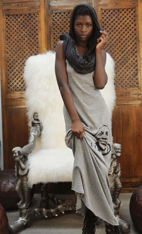 Long maxi dress women le dessein shop our collection