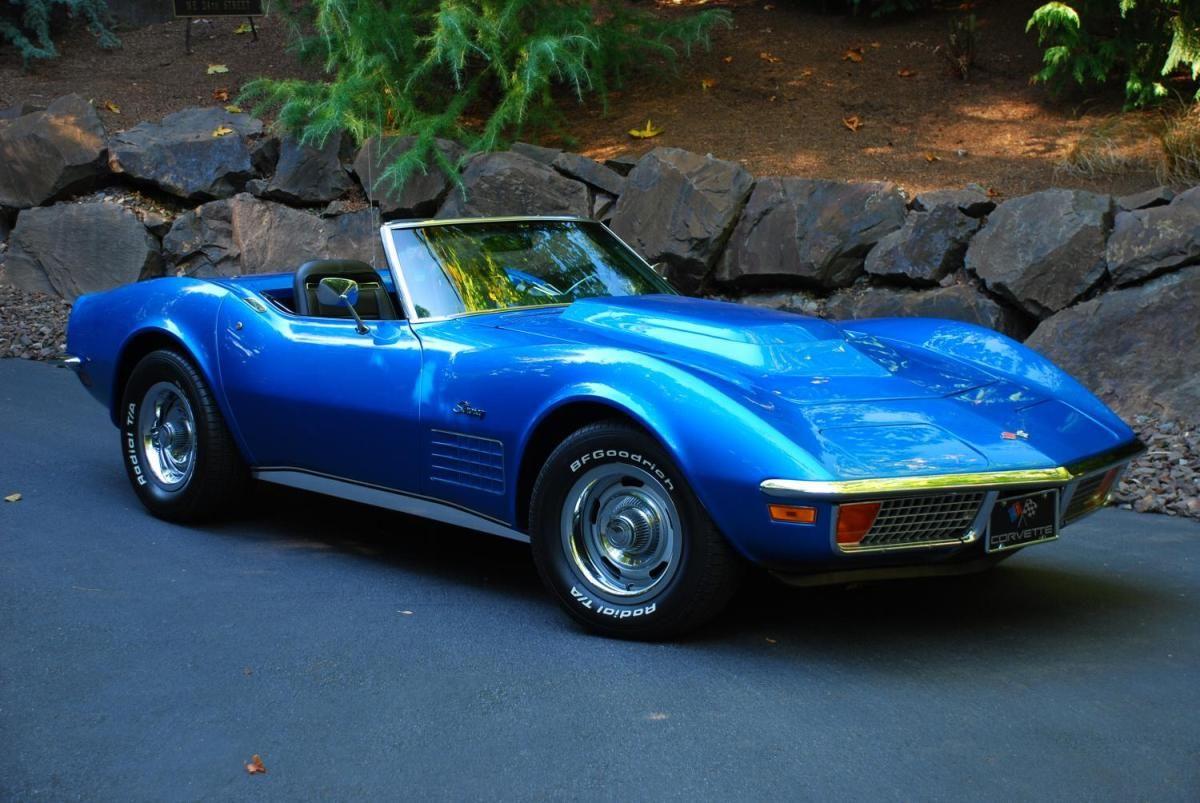 blue corvette stingray convertible: my old person car i hope lol ...