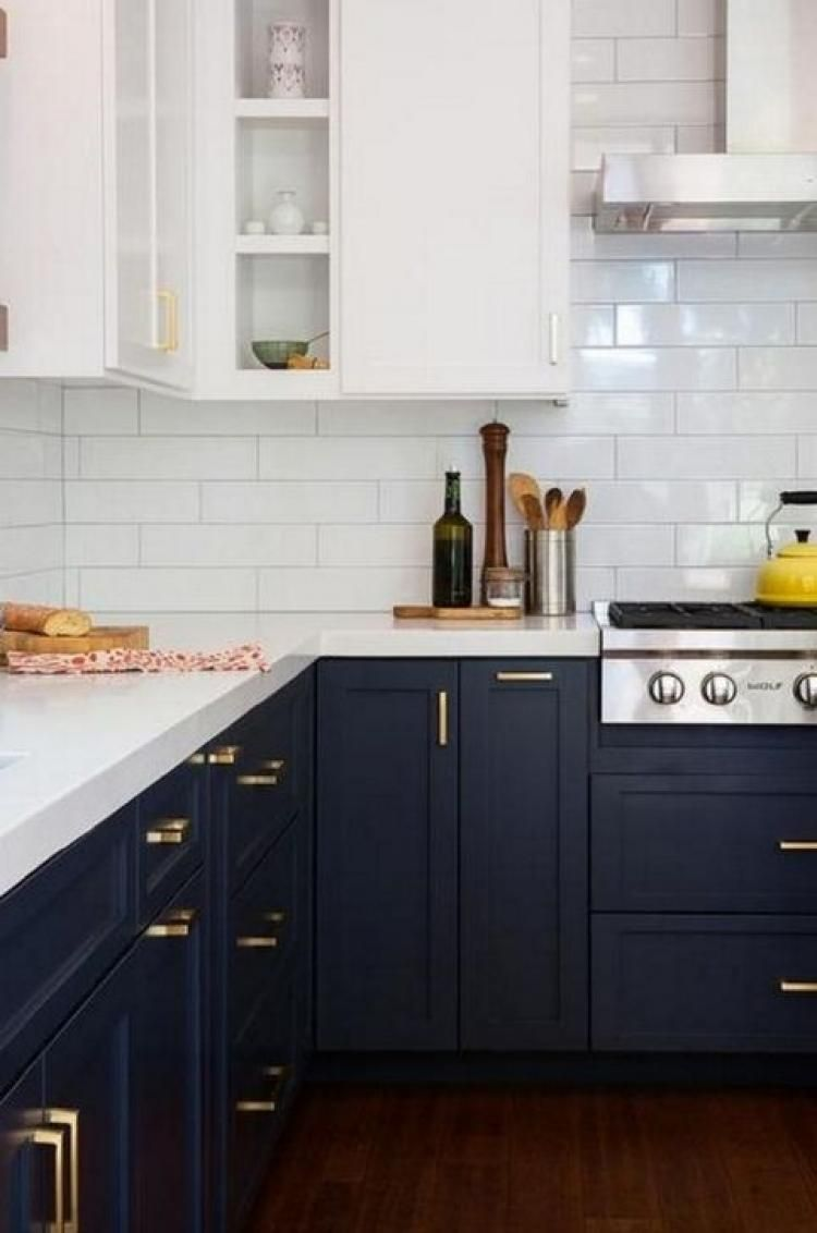 Cool modern french country kitchen design ind kitchens pinterest