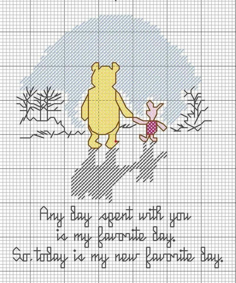 Pooh Bear, Today is my Favorite | Bluprint