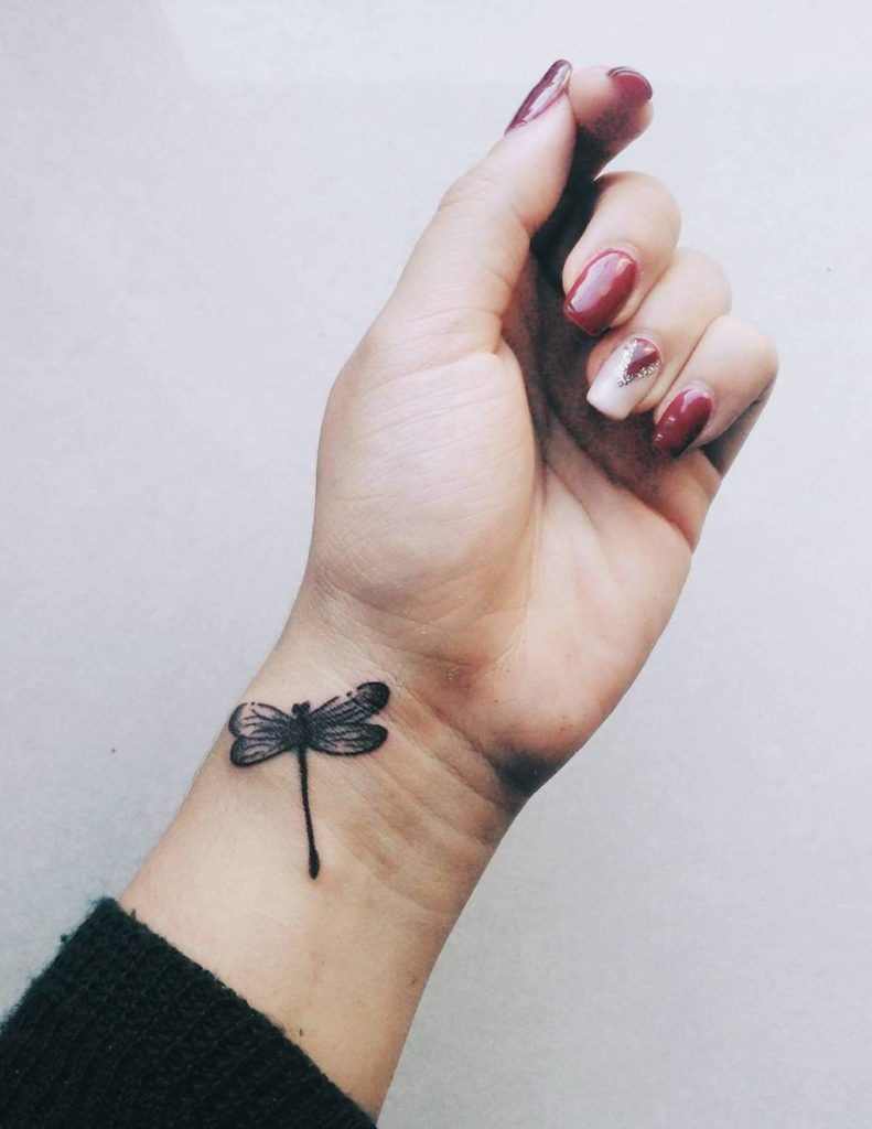 27+ Best Unique meaningful wrist tattoos image ideas