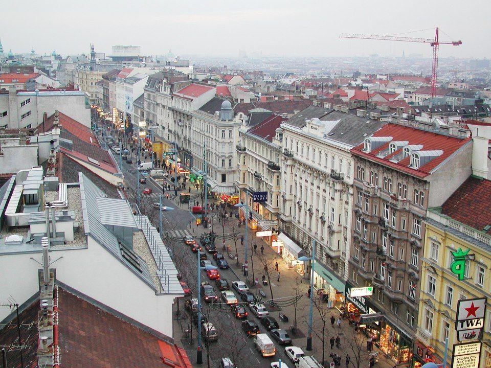 Mariahilfer Straße, Vienna