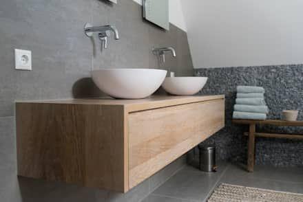 Landelijke badkamer ideeën en inspiratie homify badkamer