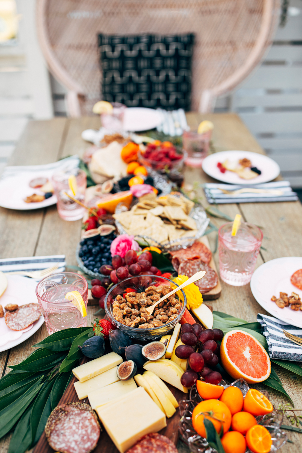 Spring Charcuterie Board Inspiration — walk in love.