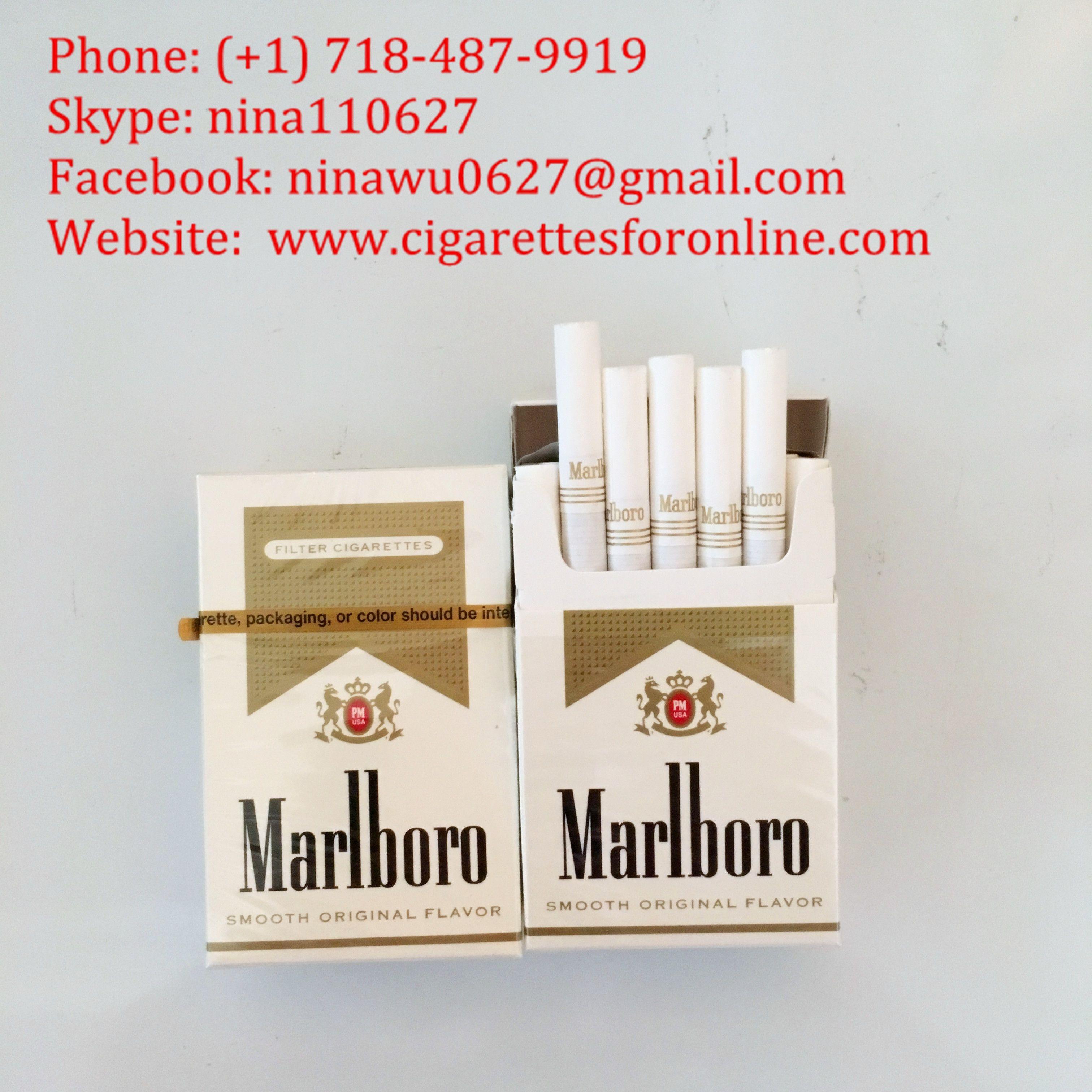 sell newest marlboro gold regular cigarettes www