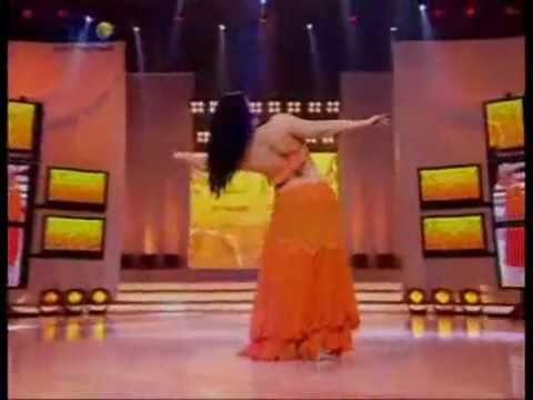Maya Said (Maya Szekely) - LBC TV Hezzi Ya Nawaem - Ally