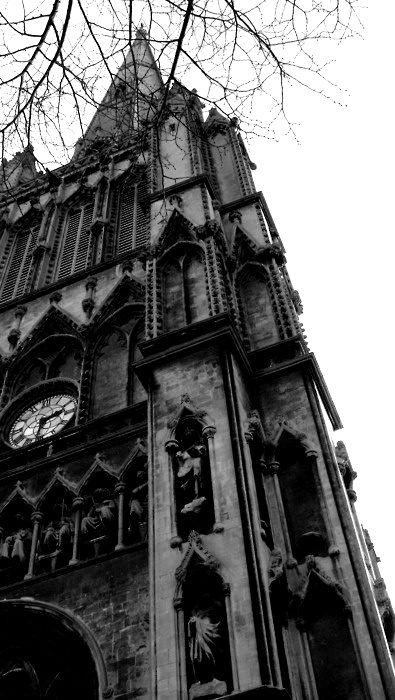victorian gothic art belayar architecture - 395×700