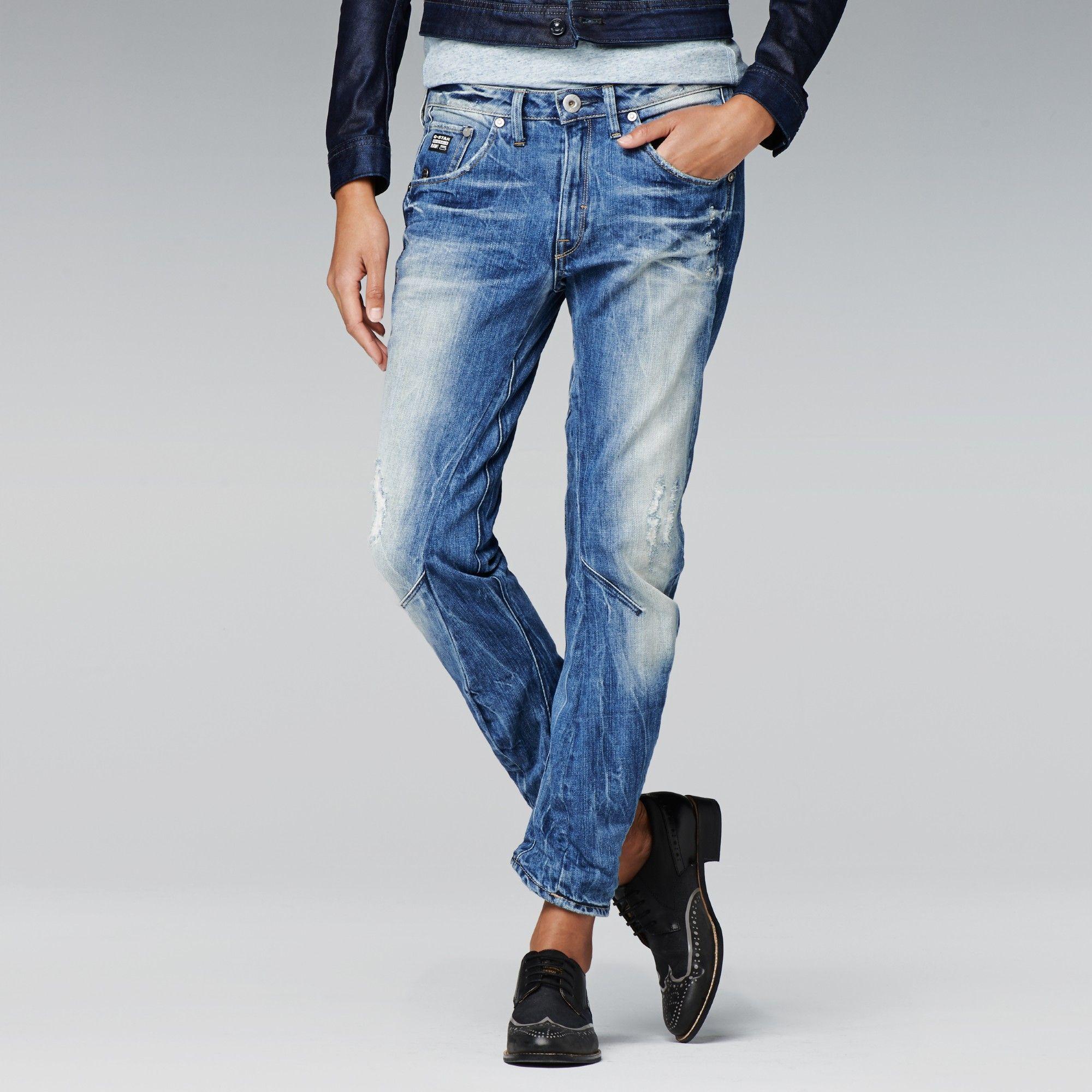 G star herren skinny jeans arc 3d slim
