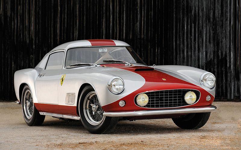 1956 ferrari 250 gt tour de france voiture pinterest voiture ferrari et voiture ferrari. Black Bedroom Furniture Sets. Home Design Ideas