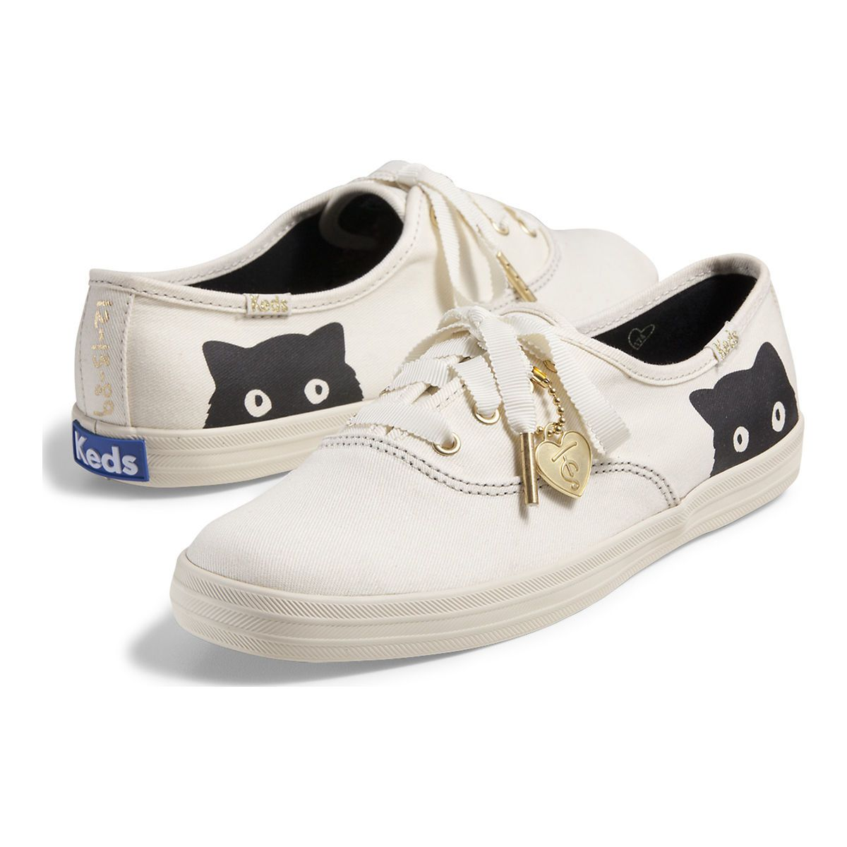 d8b47c51fec Women - Taylor Swift s Champion Sneaky Cat - Cream