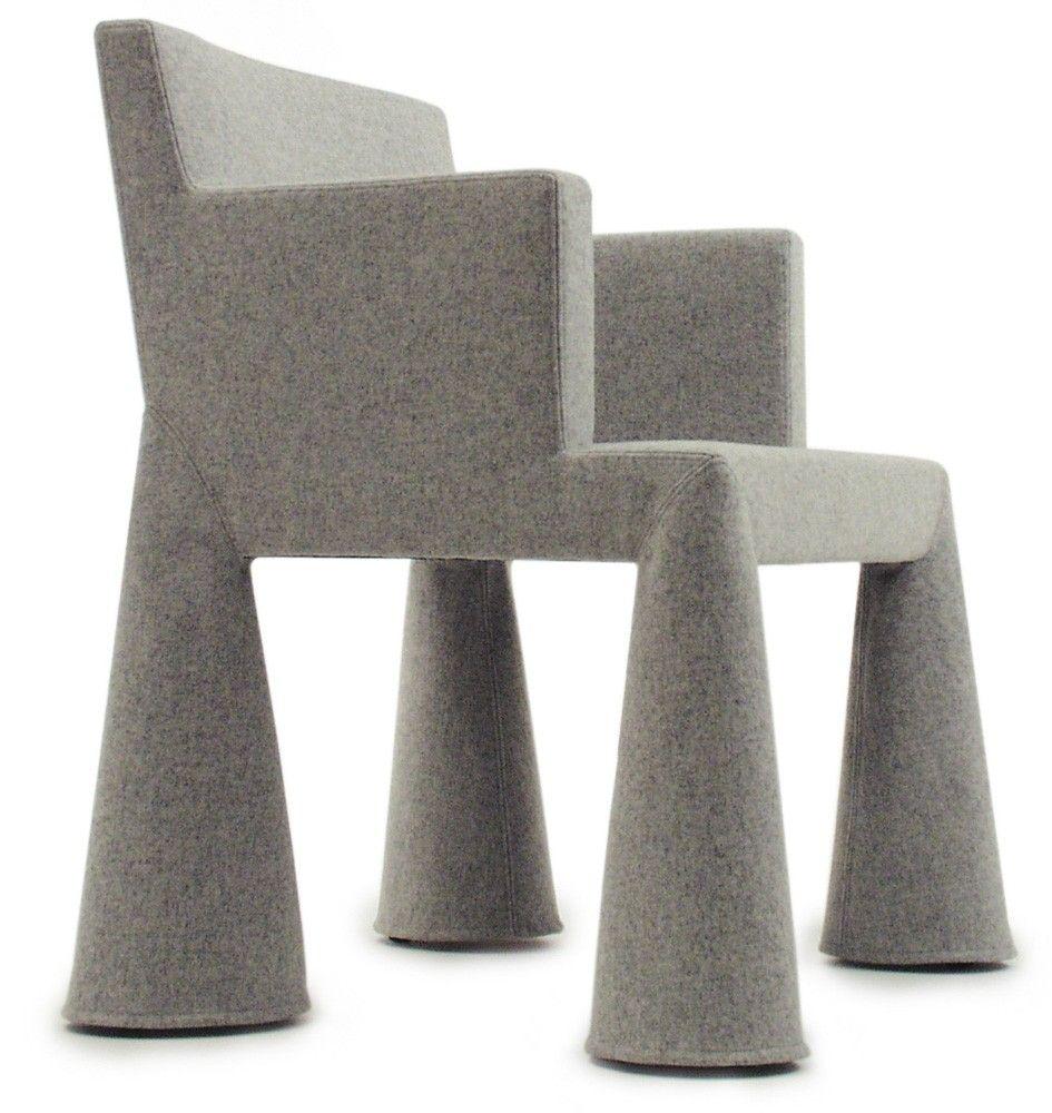 Moooi V.I.P Chair-Grey | mintroom.de #Moooi #mintroom