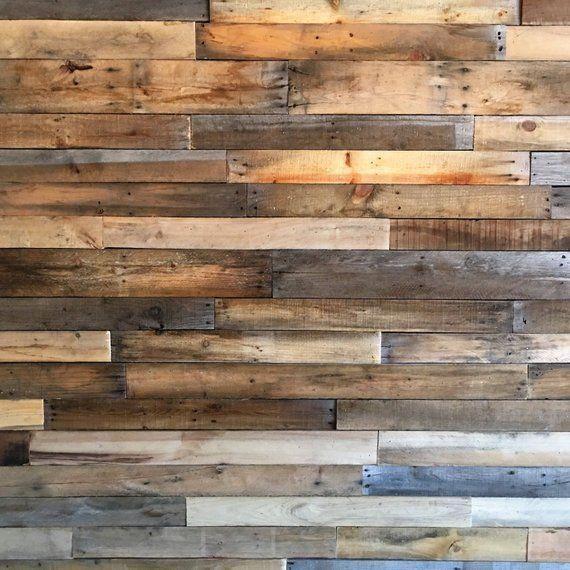 Sealed Reclaimed Wood Boards-25 SQ FT Bundle-Reclaimed