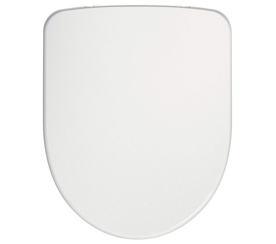 Twyford E100 Round Soft Close Toilet Seat And Cover With Top Fix Hinge E17851wh Toilet Seat Hinges House Styles