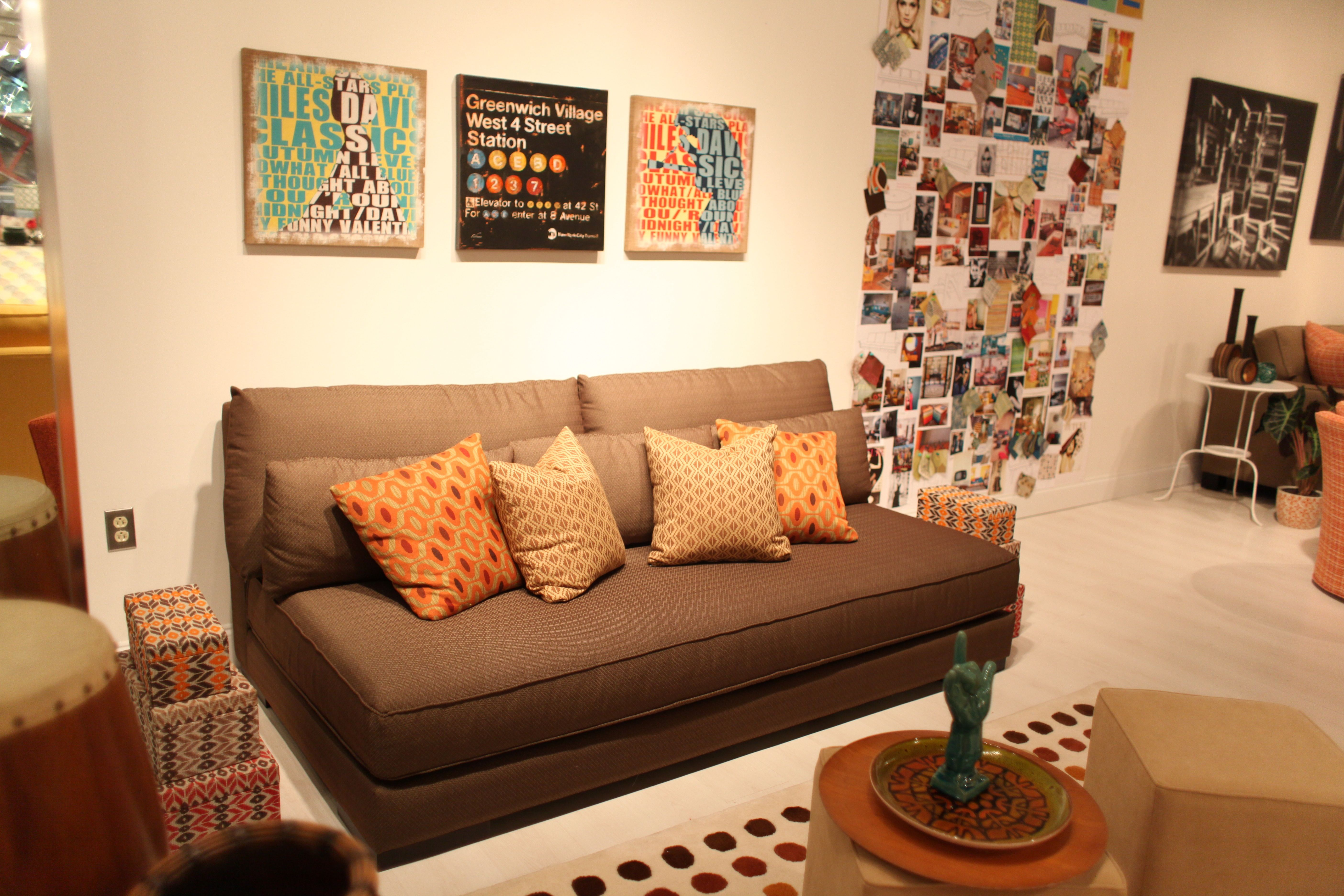 Younger Sofa James Angled Metal Legs Furniture Chill Oct 2012 Tour Of Showroom