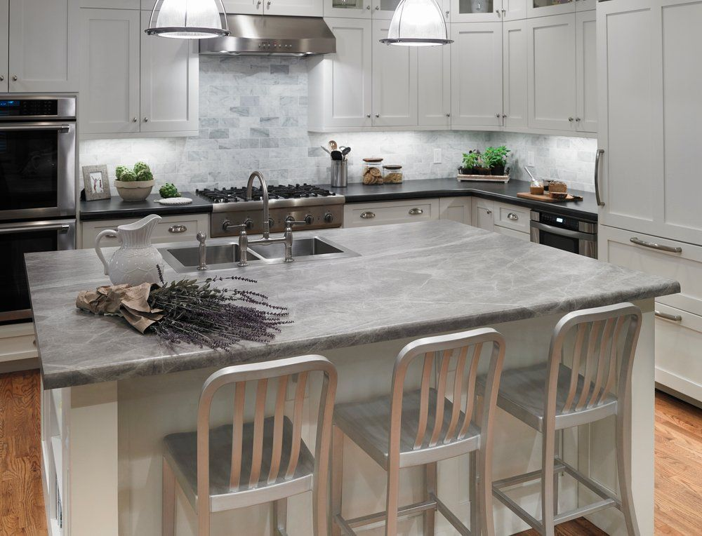 Make A Statement With Your Kitchen Island This One Features
