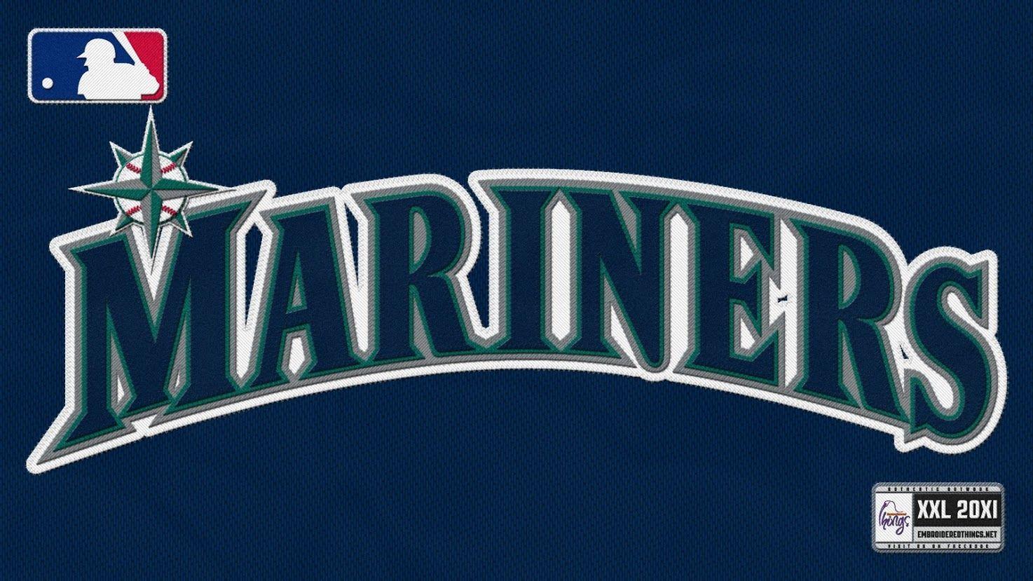 Seattle Mariners logo | Seattle mariners logo, Mariners ...