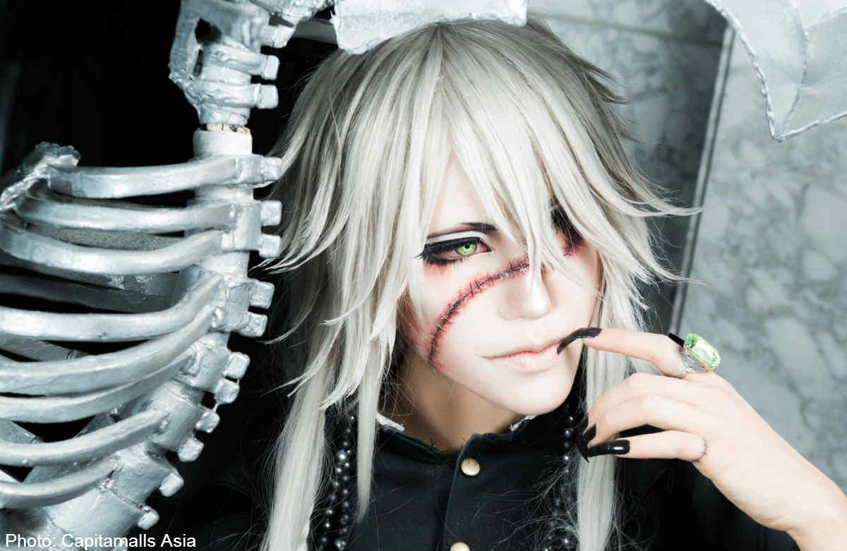 A Great Cosplay Of Underaker Animeblack Butler