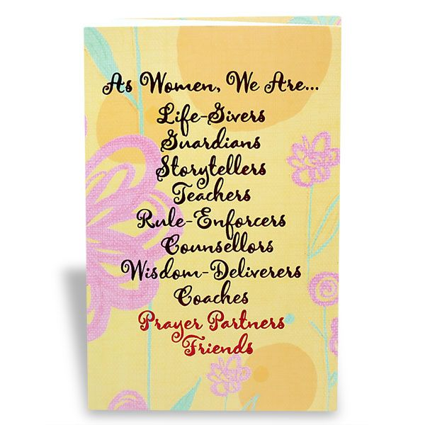 This Women S Day Send Special Greetingcard For Special Woman With Archiesonline Women S Day Cards Ladies Day Greeting Cards