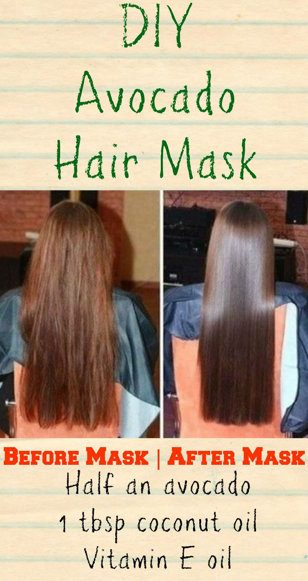 Mask for hair at night - a simple and effective way to solve problems