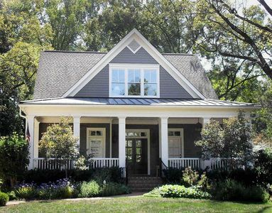 Plan 70010CW: Adorable Cottage With Breezeway And Bonus Cottage plan Cottage homes Cottage