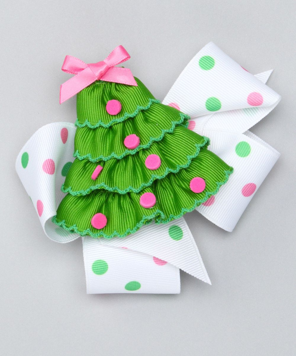ribbon christmas tree Christmas tree bows, Christmas