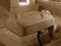Egypt.KV8.01 - Sarcófago – Wikipédia, a enciclopédia livre