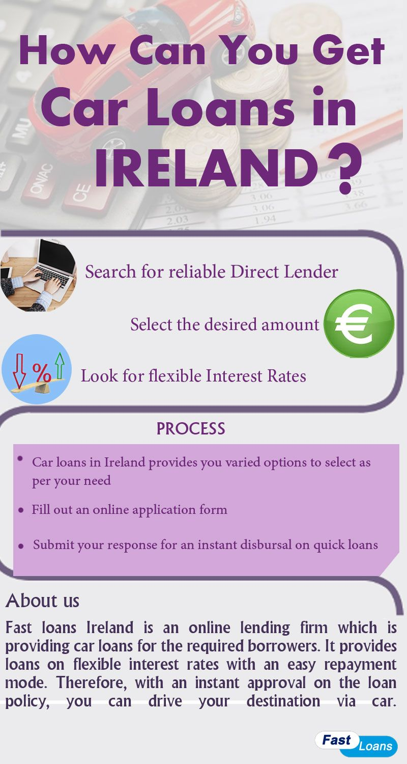 Credit Fast Ireland is an online lending firm which is