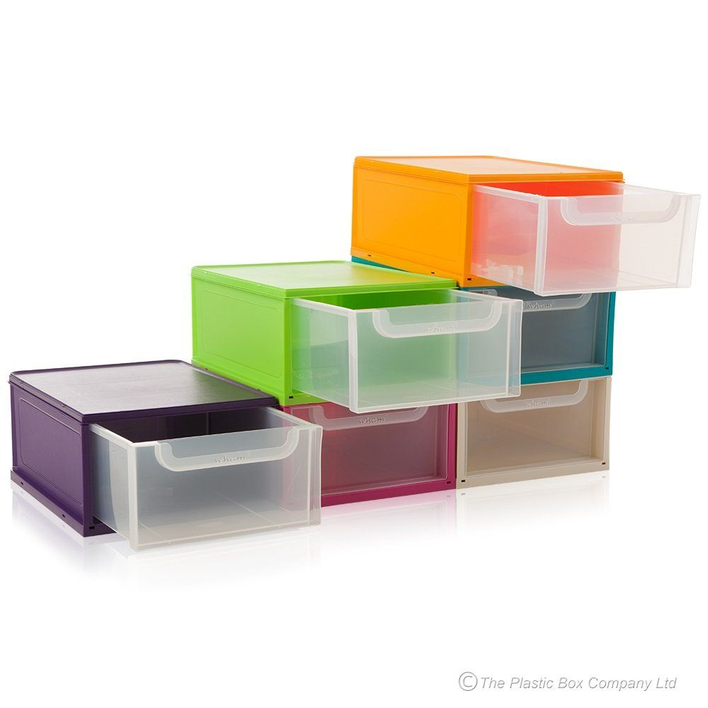 coloured storage small trolley brown and office containers wheels furniture slim trays multi with plastic for cart three drawers single unit drawer