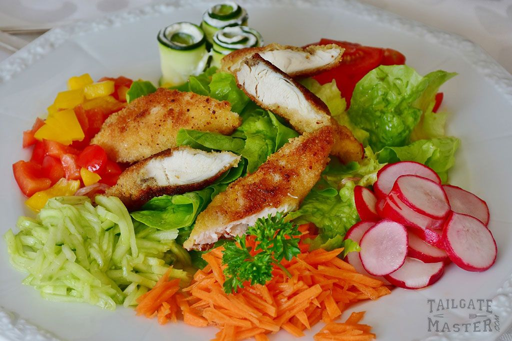 Chicken Salad Raw food recipes, Healthy cooking