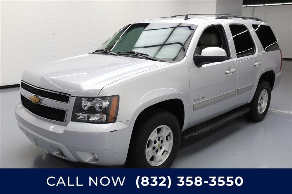 Chevrolet Tahoe Lt Texas Direct Auto 2014 Lt Used 5 3l V8 16v