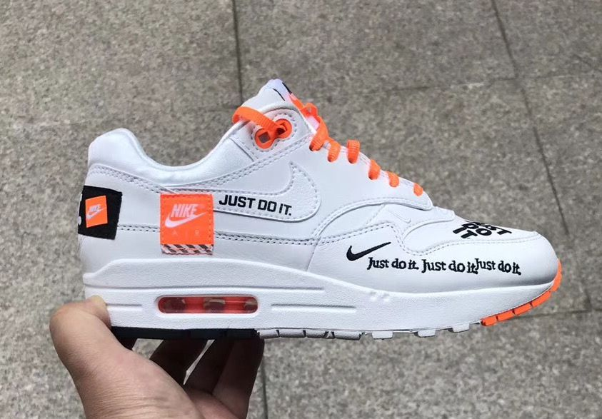 Nike Air Max 1 Just Do It Nike, Nike air max  Nike, Nike air max