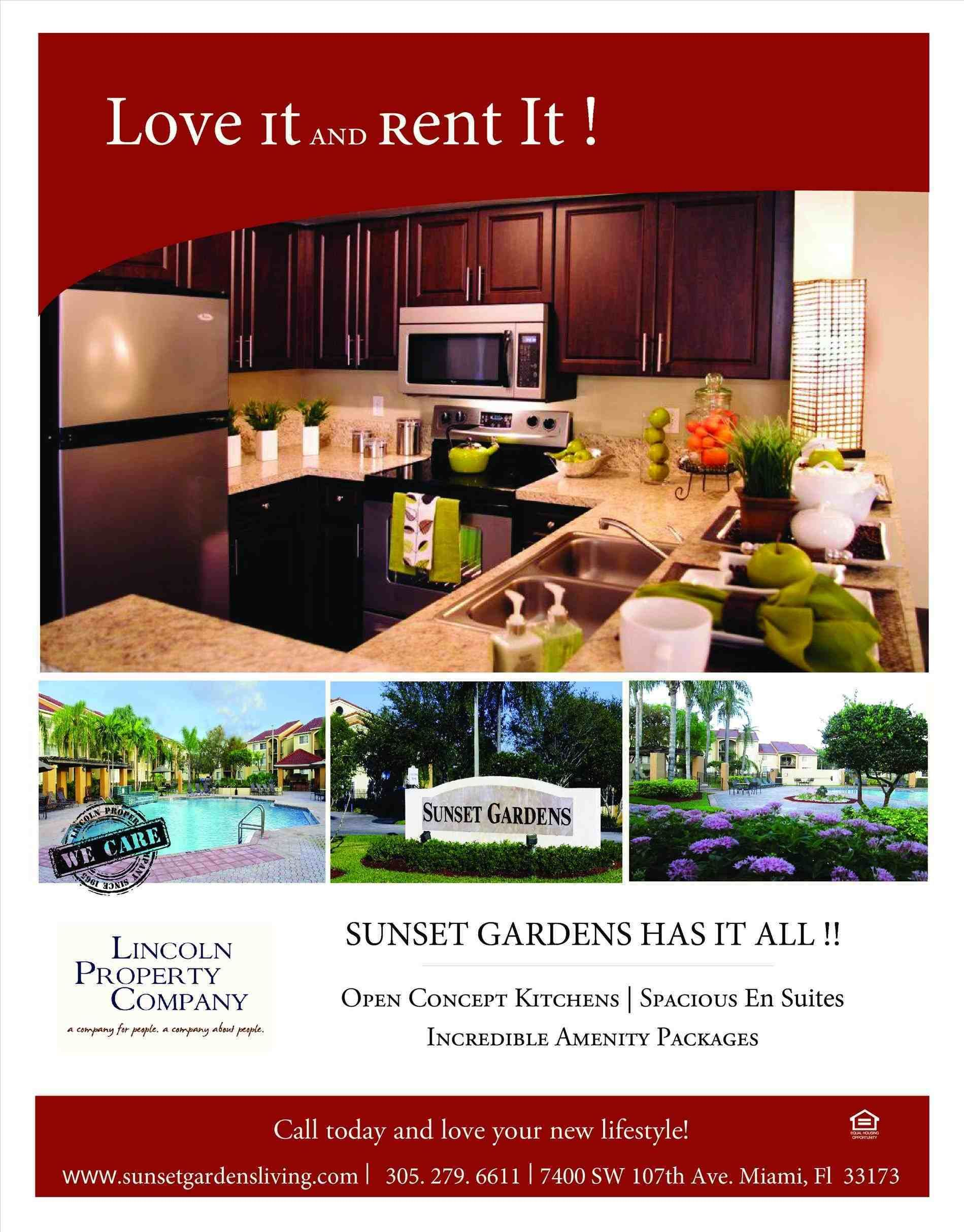 Apartment Rental Flyer Template With Images Rental Apartments