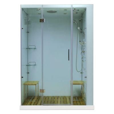 Steam Planet Orion 59 In X 32 In X 86 In Steam Shower Enclosure